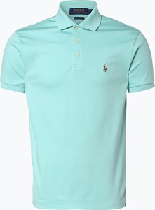 Polo ralph lauren - męska koszulka polo, zielony
