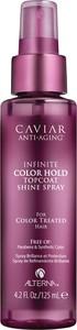 ALTERNA Caviar Infinite Color Topcoat Shine Spray spray nabłyszczający i chroniący kolor 125ml