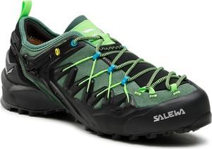 Buty trekkingowe Salewa sznurowane