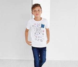 Koszulka dziecięca Tchibo z bawełny