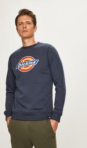 Niebieska bluza Dickies z bawełny