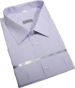 Koszula krawatikoszula.pl w elegenckim stylu z tkaniny