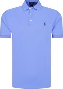 Koszulka polo POLO RALPH LAUREN w stylu casual z krótkim rękawem z bawełny