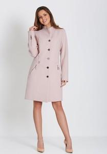 Różowy płaszcz Marcelini