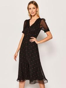 Sukienka The Kooples z dekoltem w kształcie litery v