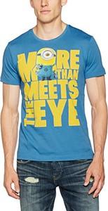 Błękitny t-shirt s.oliver