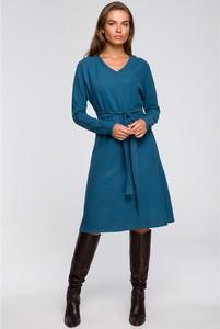 Sukienka Style w stylu casual z długim rękawem