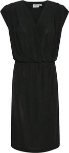 Czarna sukienka Saint Tropez