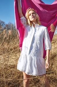 Sukienka ORSAY z długim rękawem mini