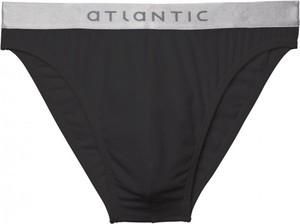Czarne majtki Atlantic