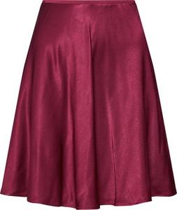 Czerwona spódnica Samsoe Samsoe mini
