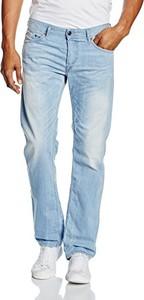 Błękitne jeansy Diesel