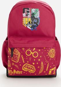 Czerwony plecak Reserved