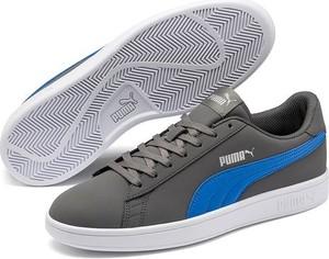 Buty Smash V2 Buck Puma (szaro-niebieskie)