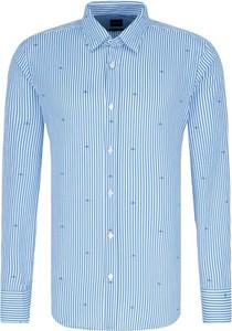 Koszula BOSS Casual z długim rękawem