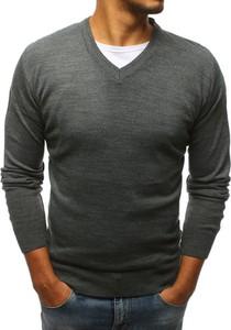 Sweter Dstreet z dzianiny w stylu casual