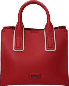 Czerwona torebka NOBO w stylu casual