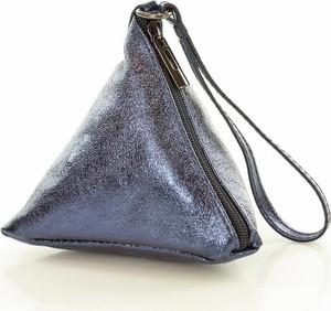 Niebieska torebka MAZZINI