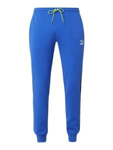 Niebieskie spodnie Puma Performance