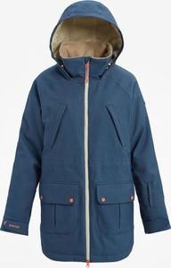 Niebieska kurtka Burton