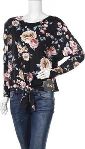 Bluzka Iz Byer z długim rękawem z okrągłym dekoltem