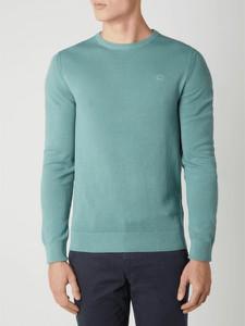Sweter Lerros z okrągłym dekoltem