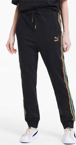 Spodnie sportowe Puma w sportowym stylu
