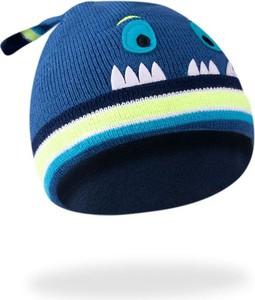 Niebieska czapka YoClub