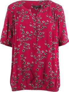 Różowa tunika bonprix bpc bonprix collection