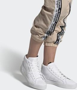 wysokie trampki adidas stylowo i modnie z Allani