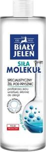 Biały Jeleń, Siła Molekuł, specjalistyczny żel pod prysznic Aura Doznań, 400 ml