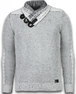 Sweter Black Number w stylu casual