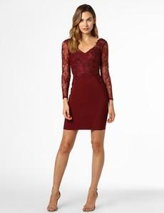Sukienka Lipsy z długim rękawem dopasowana