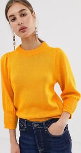Pomarańczowa bluza Asos Design