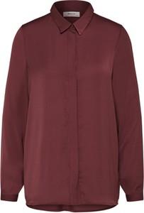 Czerwona koszula Moss Copenhagen z długim rękawem