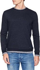 Czarna bluza BOSS Casual