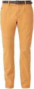 Pomarańczowe spodnie S.Oliver