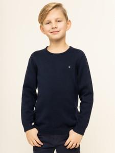 Granatowy sweter Mayoral