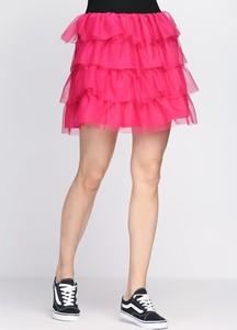 Spódnica born2be mini w młodzieżowym stylu
