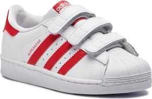 Trampki dziecięce Adidas na rzepy