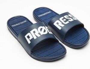 Granatowe buty letnie męskie Cropp