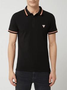 Koszulka polo Guess z krótkim rękawem w stylu casual