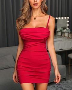 Sukienka Kendallme bez rękawów hiszpanka