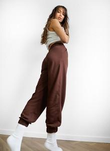 Spodnie sportowe Chiara Poland z bawełny