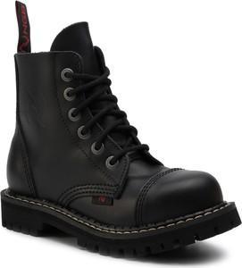 Buty zimowe NAGABA sznurowane