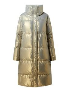 Złoty płaszcz Canadian Classics w stylu casual