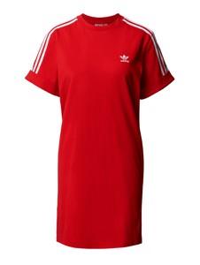Sukienka Adidas Originals z bawełny koszulowa