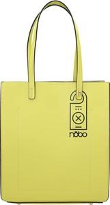 Złota torebka NOBO