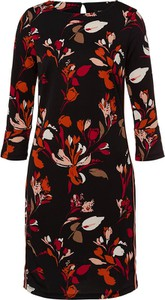 Sukienka More & More z okrągłym dekoltem mini