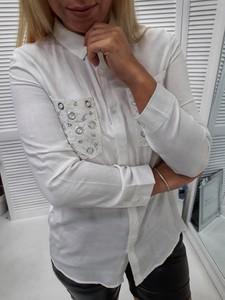 Koszula yourboutique.pl z długim rękawem
